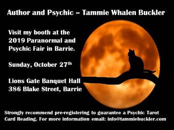 News and Upcoming Events - Tammie Whalen Buckler, Psychic, Speaker